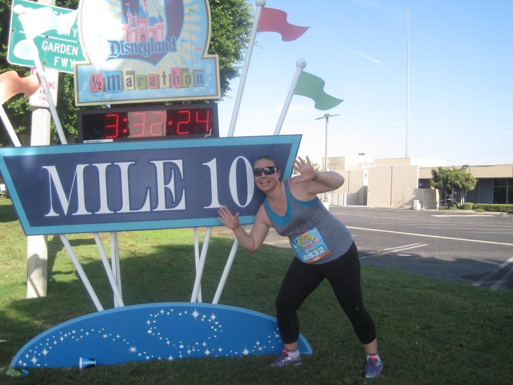 Laura Moore marathon runner