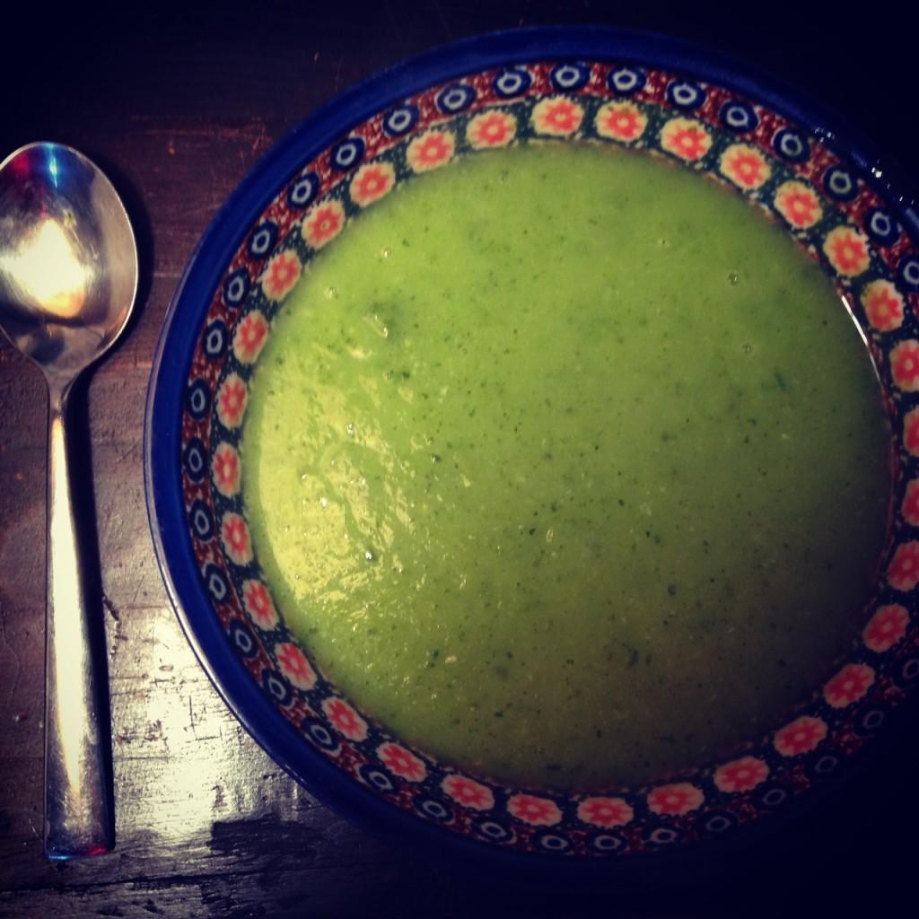 Rebeca Plantier soup