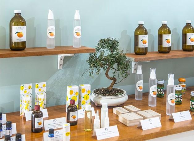 Yuzuka spa products