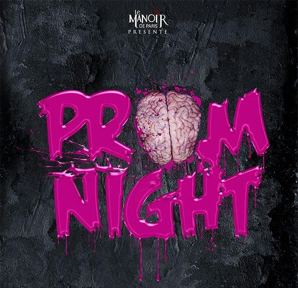 Halloween in Paris - Manoir de Paris Prom Night