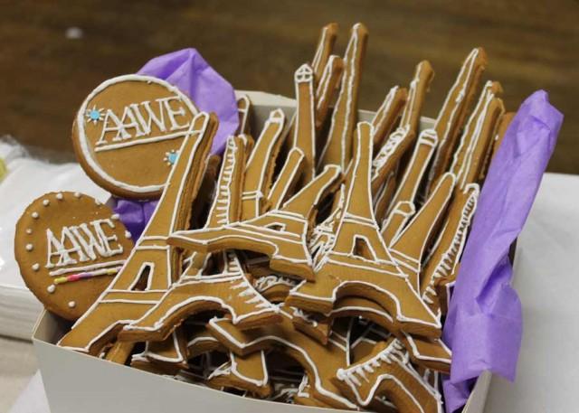 AAWE Bazaar: cookies