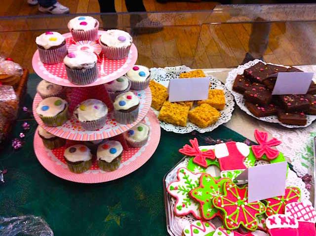 AAWE Bazaar: baked goods