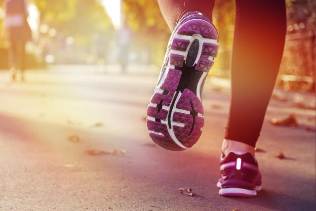 running Paris