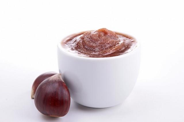 Chestnut puree