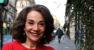 Author Elaine Sciolino © Gabriela Sciolino Plump