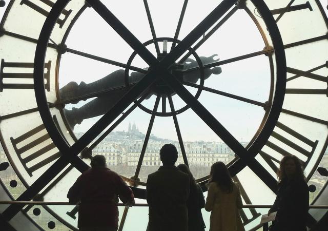 Paris art and culture spring 2016
