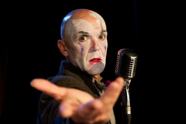 Paris Fringe Performer 33 (A Kabarett)