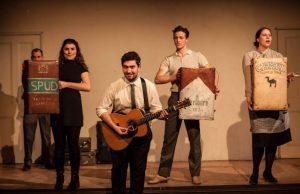 Paris Fringe Festival act