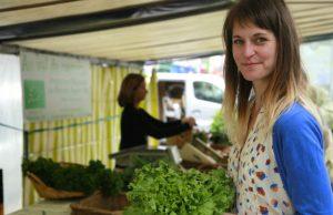 My Paris Market Cookbook author