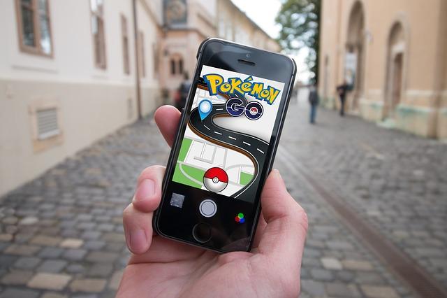 Pokemon Go screengrab