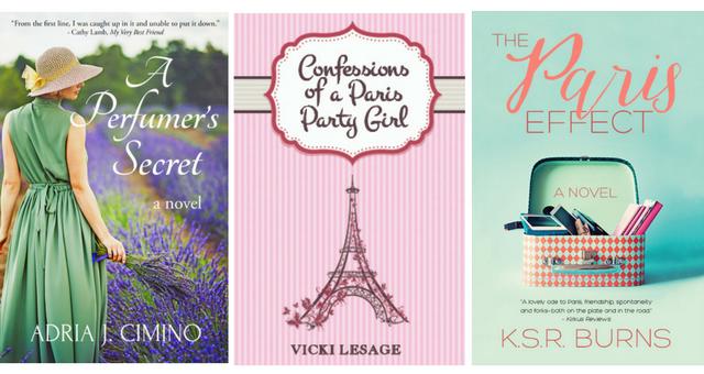 paris books by Velvet Press