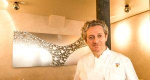 Michelin star chef Jean-Louis Nomicos