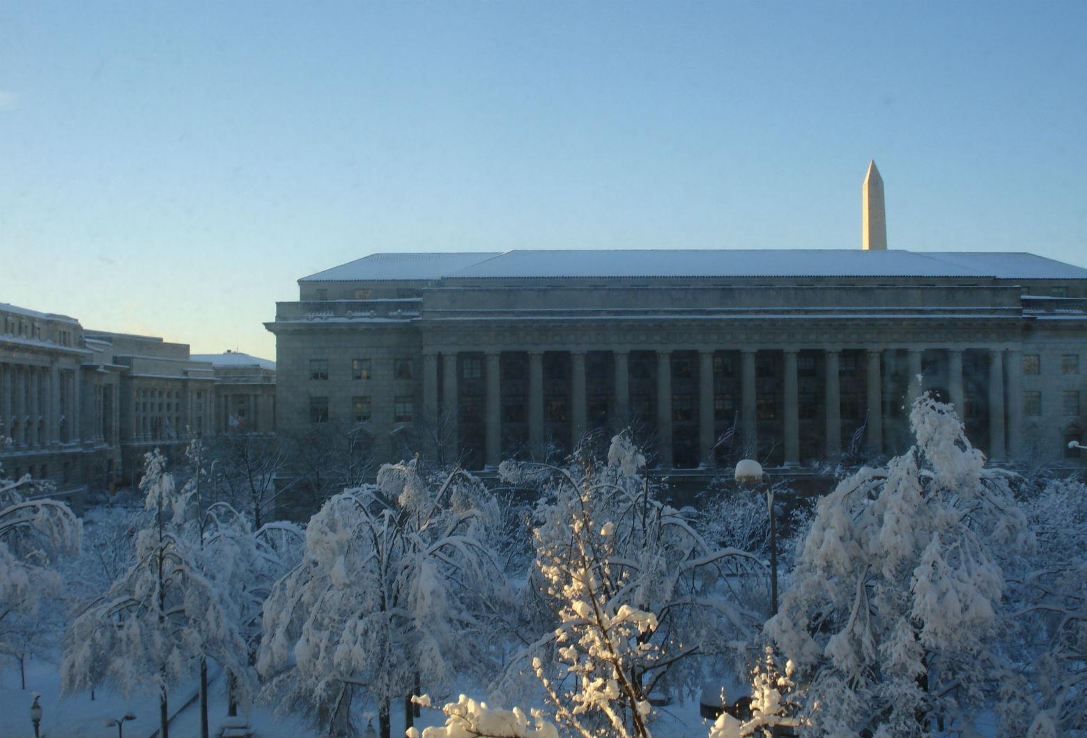 Washington, D.C. Photo courtesy of author