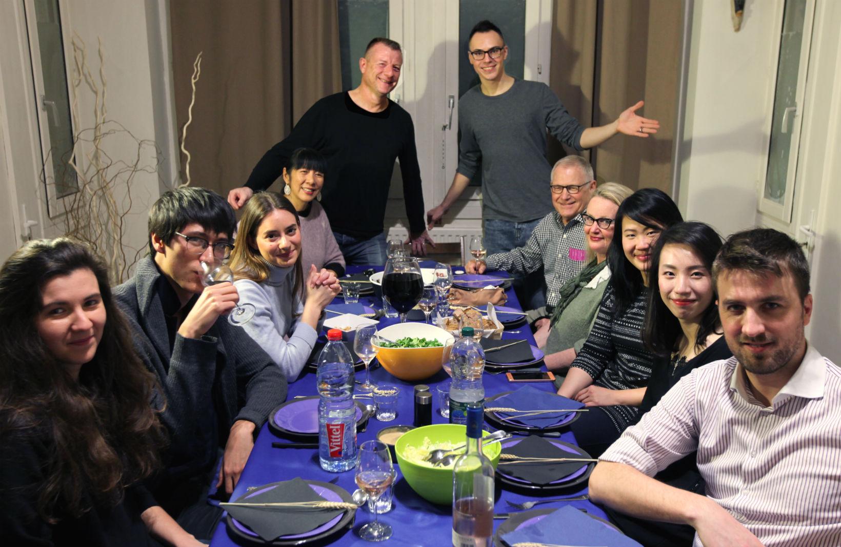 social dinner