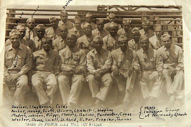 Black D-Day heroes