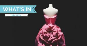 Dior Pink Dress