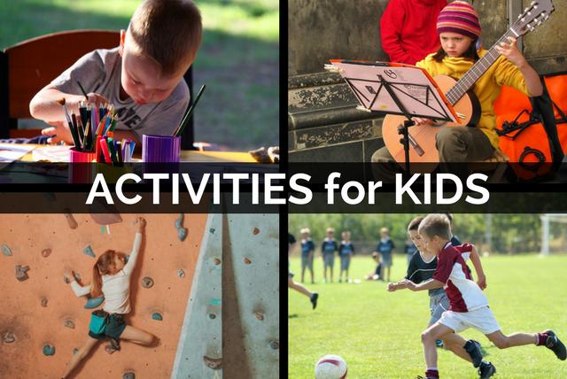 activities for kids in Paris