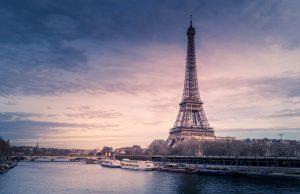 Eiffel Tower - Paris