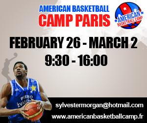 American Basketball Camp Paris