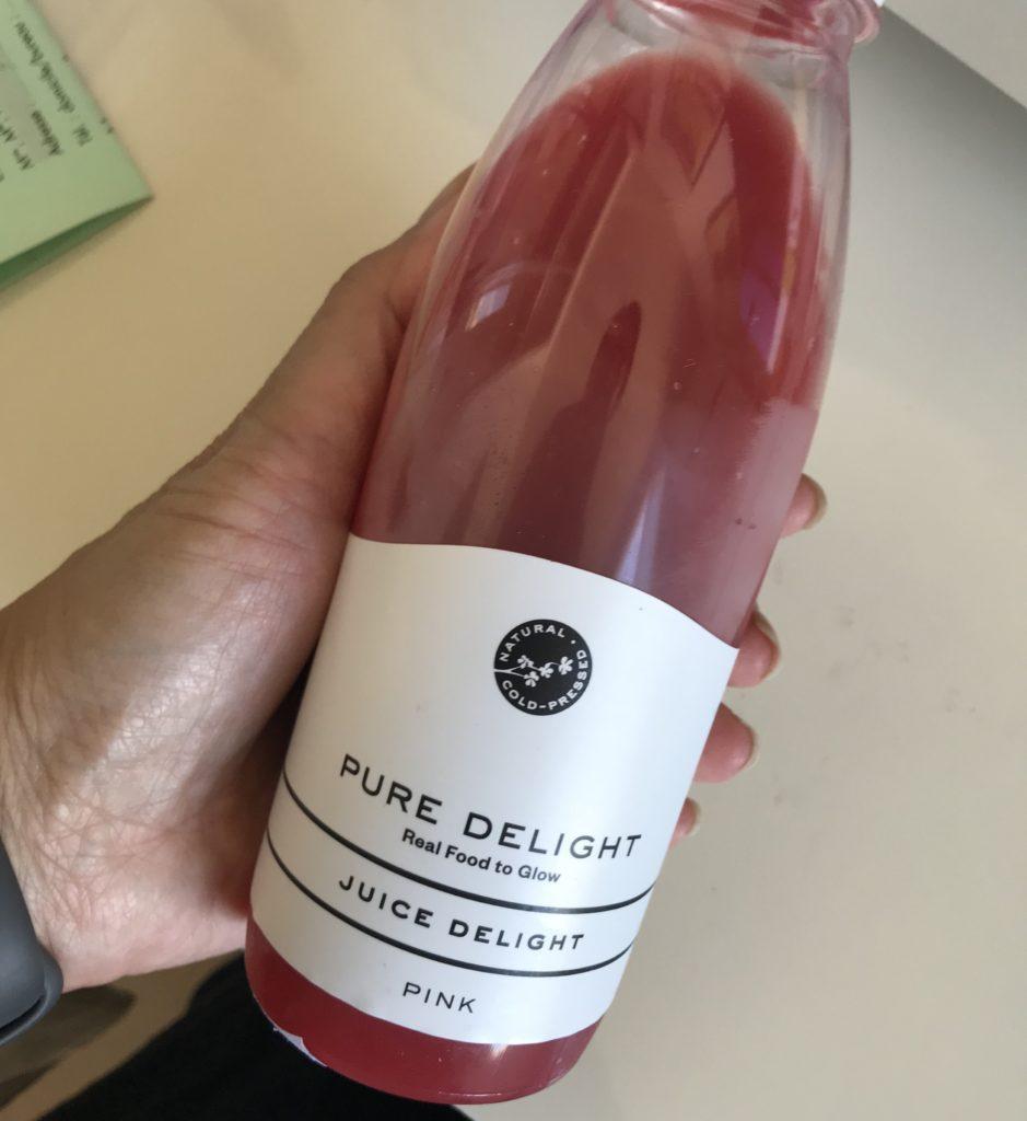 Pure Delight Detox Juice