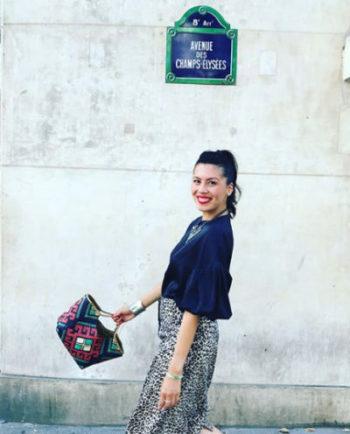 Ruby Veridiano Banago Bag