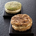 Brother Beer spent grain and Sister Mojito ice cream sandwiches