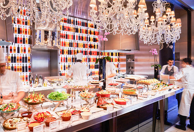 La Cuisine restaurant serves one of the best brunches in Paris