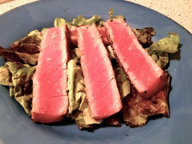 Ken Carlton tuna recipe