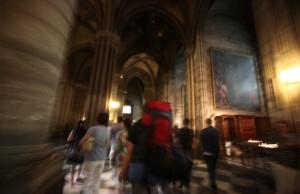 Notre Dame Cathedrale interior. © Alexis Duclos