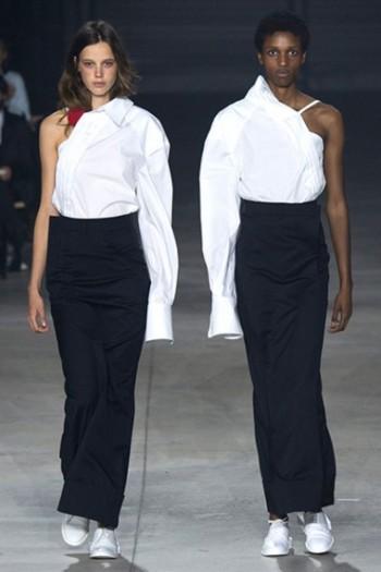 Paris Fashion Week: Le Nez Rouge/SS 16 © Jacquemus