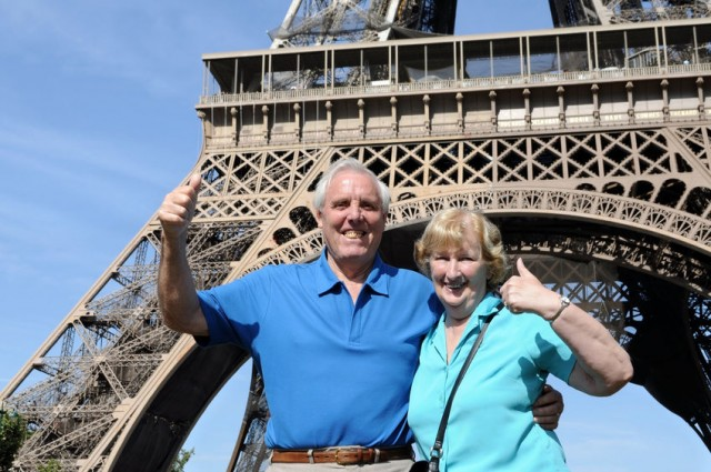 Paris for Seniors