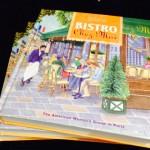 Bistro Chez Moi book