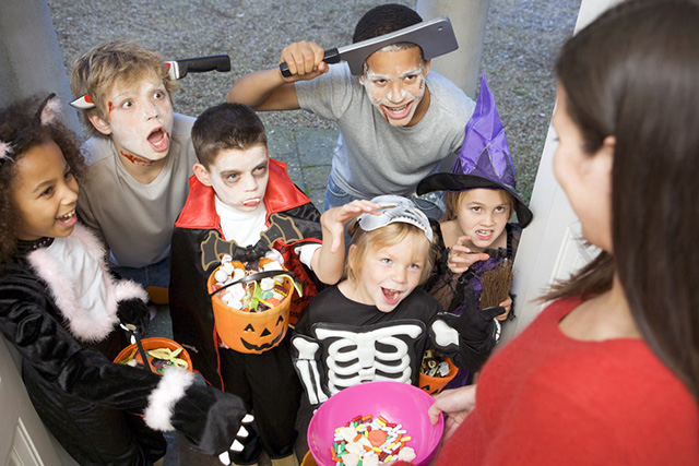 Halloween Haunts-Trick or Treat!