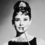 smoking like Audrey