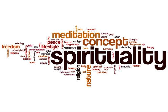 Spiritual imagery