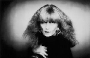 French designer Sonia Rykiel