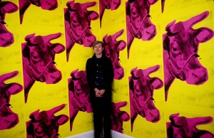 Warhol Unlimited-Cows
