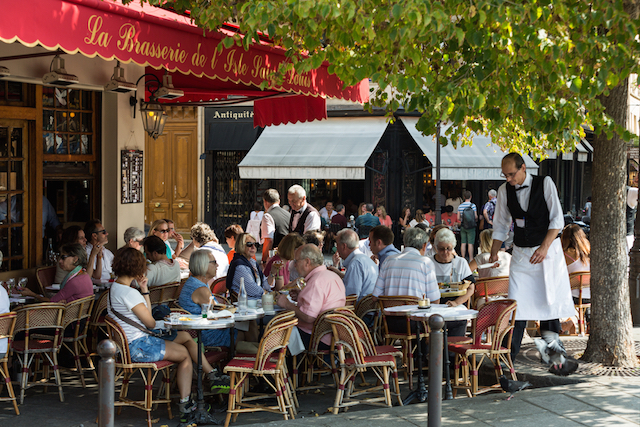 paris cafe - website specialist