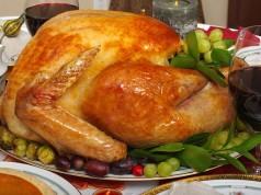 Thanksgiving in lockdown
