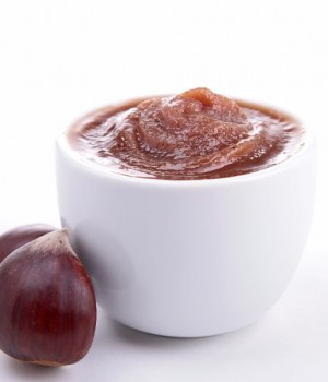 Chestnut puree