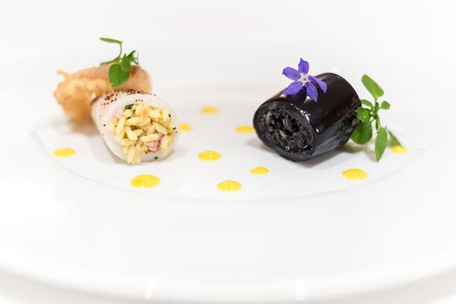 Le Celadon-food