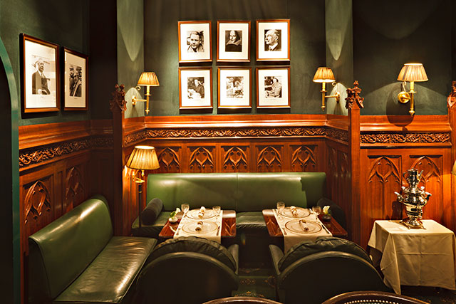 Hotel Westminster: Duke's Bar