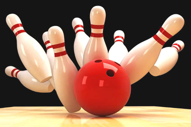 indoor activities for children: bowling