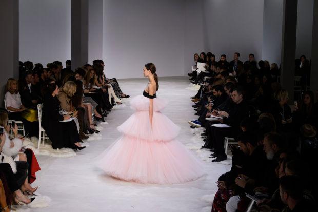 Haute Couture: Giambattista Valli