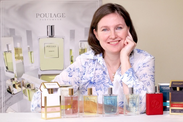 power of scent - Stephanie Poulage