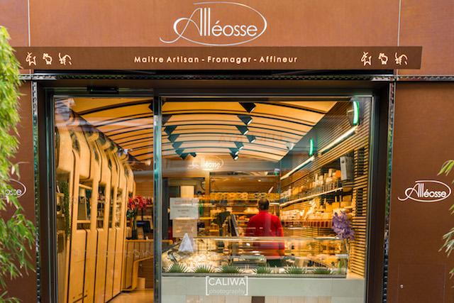 Alleosse, best cheese in Paris