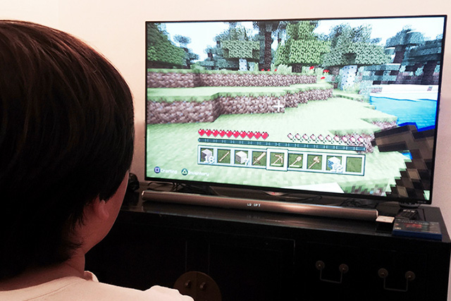 Minecraft for parents
