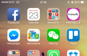add websites to iPhone home screen
