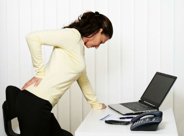 try acupuncture for back pain