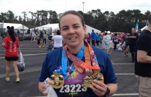 Marathon Woman